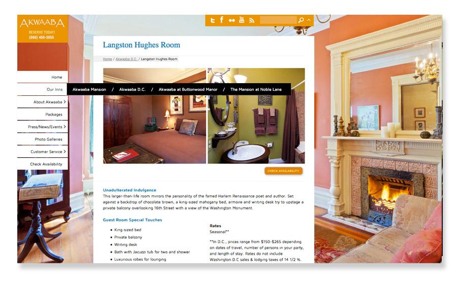 Akwaaba_Langston_Room