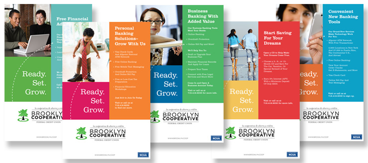 Brooklyn Cooperative Web site Rebranding