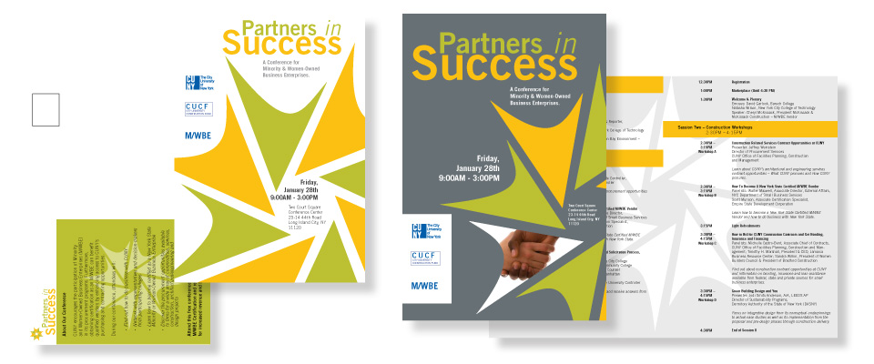 Partners in Success is here! Ashay is excited to reveal our design ...: www.ashay.com/ashay/our-work/cuny-cucf-mwbe-partners-in-success-event