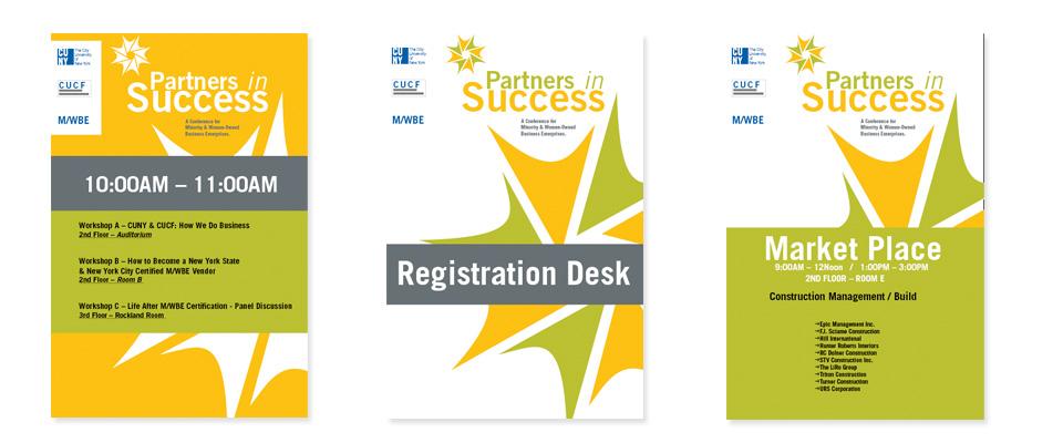 CUNY CUCF Partners in Success