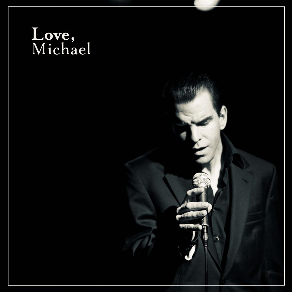 """""""Love, Michael"""" Album Cover Art"""
